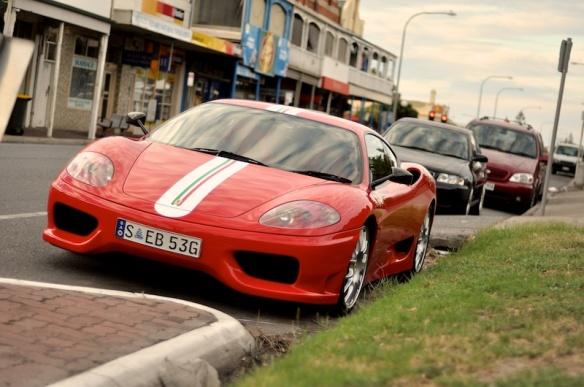 Henley Square Ferrari 360 Challenge Stradale