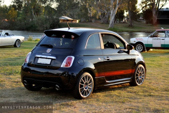 Track Time Abarth 500 Esseesse Any Given Reason For Those Who