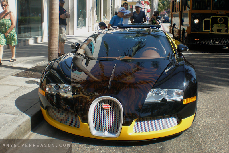 rodeo drive – bugatti veyron 16.4 | any given reason - for those who