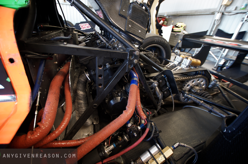 LMP for the rest of us – a closer look at the West racecars
